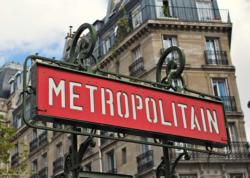 Paris Metro Paris Jigsaw Puzzle