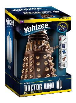 Yahtzee - Doctor Who Dalek Collector's Edition