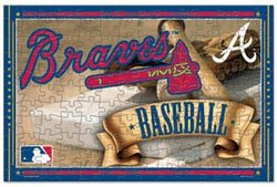 Official MLB Atlanta Braves Sports New Product - Old Stock