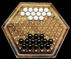 Abalone Game Strategy/Logic Games