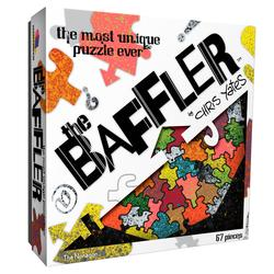 The Baffler - The Nonagon Abstract Jigsaw Puzzle