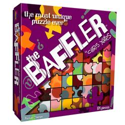 The Baffler - Pocket Change Abstract Jigsaw Puzzle