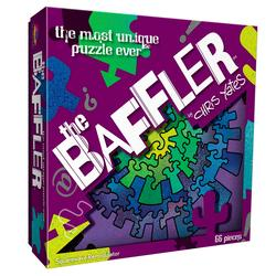 The Baffler - Squarewave Remodulator Abstract Jigsaw Puzzle