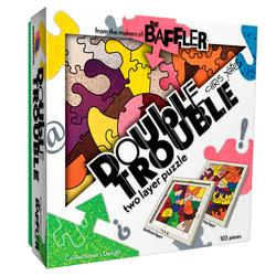 Baffler Double Trouble - Confectioner's Delight Graphics Jigsaw Puzzle