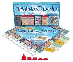 Bible-Opoly Religious