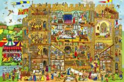 Castle Floor Puzzle (24pc) Castles Children's Puzzles