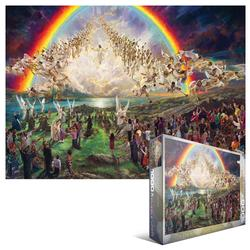 The Blessed Hope Angels Jigsaw Puzzle
