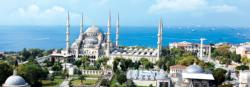 Blue Mosque Travel Jigsaw Puzzle