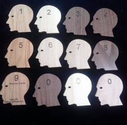 Brainiac - 12 Magic Math Cards Brain Teaser