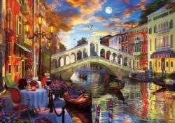 Rialto Bridge, Venice Bridges Jigsaw Puzzle