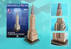 Chrysler New York 3D Puzzle
