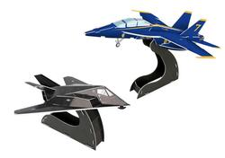 Blue Angels Planes 3D Puzzle