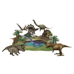National Geographic Dinosaur Park Dinosaurs Children's Puzzles