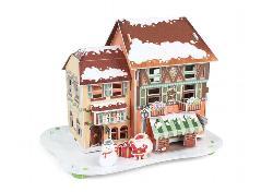 Christmas Accessory Shop Christmas 3D Puzzle
