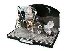 Lunar Module Space 3D Puzzle