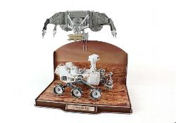 Curiousity Rover History 3D Puzzle
