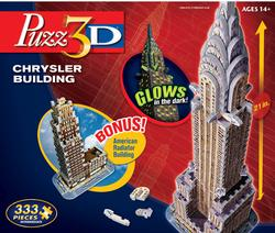 Chrysler Building - 3D Puzzle New York 3D Puzzle