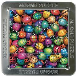 Beetles Animals Lenticular Puzzle