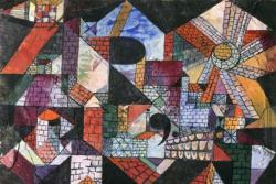 City of R by Paul Klee People
