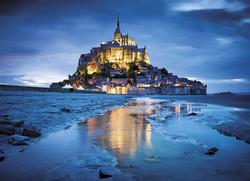 Le Mont Saint-Michel - Scratch and Dent Photography Jigsaw Puzzle