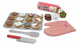Slice and Bake Cookie Set Food and Drink Pretend Play