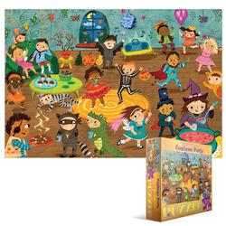 Costume Party (Party Time!) Halloween Jigsaw Puzzle