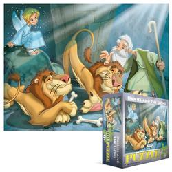 Daniel and the Lions Cartoons Children's Puzzles