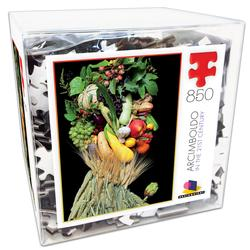 Deluxe Cube Puzzle - Klaus Enrique 1 Food and Drink Jigsaw Puzzle