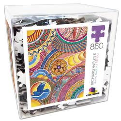 Interconnection Fine Art Jigsaw Puzzle
