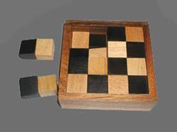 Devils Chessboard Brain Teaser