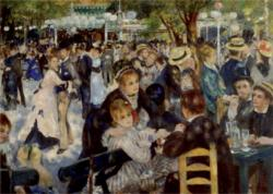Dance at the Moulin Impressionism Jigsaw Puzzle