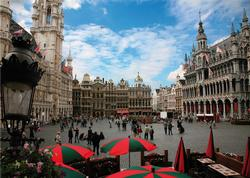 Brussels Europe Jigsaw Puzzle