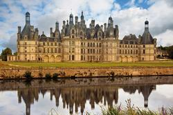 Chateau de Chambord - Scratch and Dent France Jigsaw Puzzle