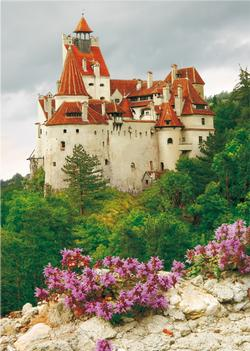 Bran Castle Travel Jigsaw Puzzle