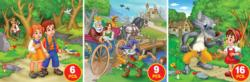 Fairy Tales - Series 2 (6-9-16pcs) Movies / Books / TV Multi-Pack
