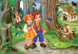 Hansel and Gretel Movies / Books / TV Children's Puzzles