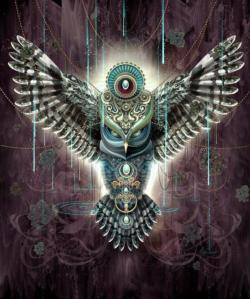 Wise Owl Graphics Jigsaw Puzzle