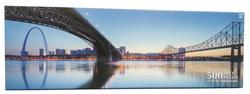 Eads Bridge United States Panoramic