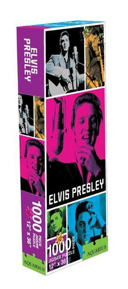 Elvis Slim - The King Famous People Panoramic