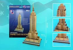 Empire State Building New York 3D Puzzle