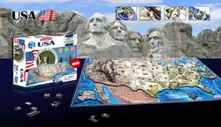 USA History History 3D Puzzle