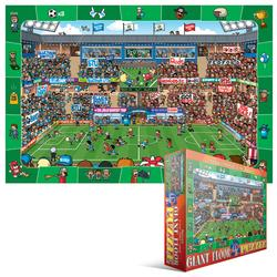 Spot and Find - Soccer - Floor Puzzle Cartoons Jigsaw Puzzle