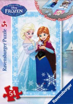 Frozen (Mini #4) Frozen Children's Puzzles