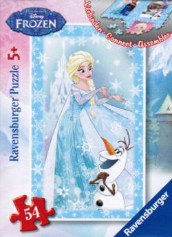 Frozen (Mini #1) Frozen Children's Puzzles