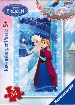 Frozen (Mini #2) Frozen Children's Puzzles