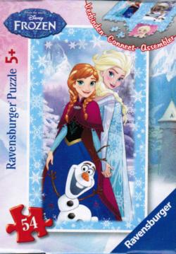 Frozen (Mini #3) Frozen Children's Puzzles