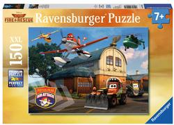 Glorious Rescue Team Cartoons Children's Puzzles