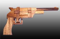 Gun Puzzle Brain Teaser