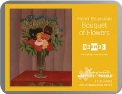 Bouquet of Flowers (Mini) Contemporary & Modern Art Miniature Puzzle