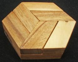 Hexagon Conundrum Brain Teaser